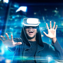 At CES 2019, VR feels like a dream gathering dust