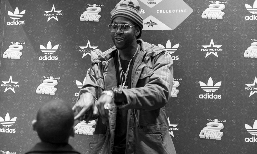 Footaction Collective 2Chainz Contest | Roundhouse