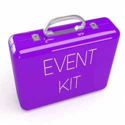 The Event Kit: Must Have Items for Successful Events
